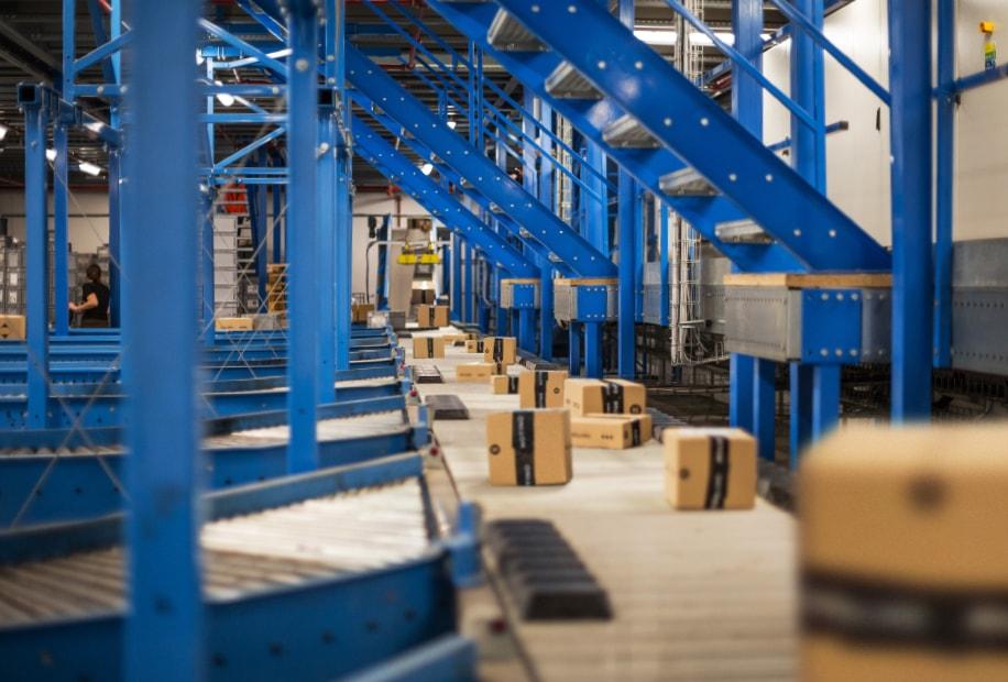 Warehouse in Rajhrad
