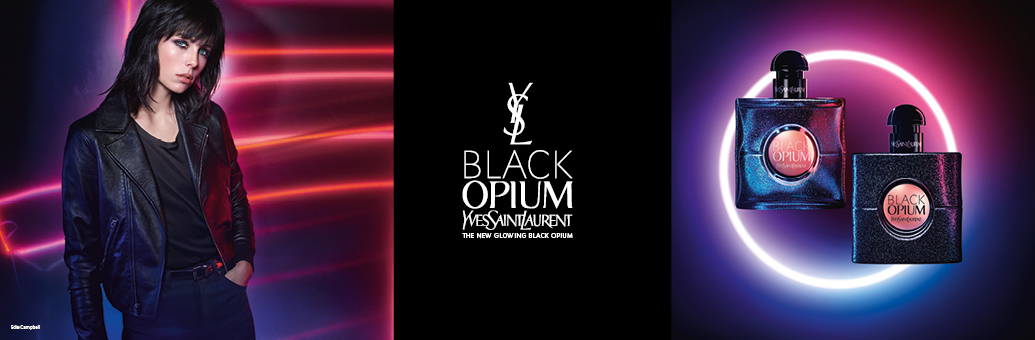 YVES SAINT LAURENT Black Opium Glowing eau de toilette pour femme