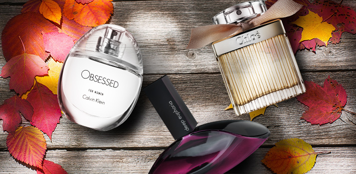 fragrances automnales