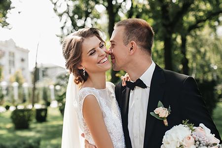 Les 5 plus belles coiffures de mariage 2018