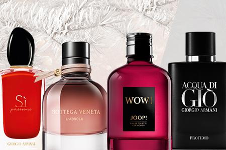 Meilleurs parfums hiver 2018/2019 !