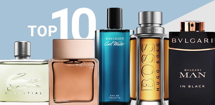 parfums pour homme
