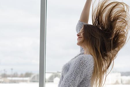 TOP 5 produits pour la pousse des cheveux
