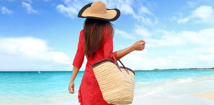 sac de plage essentiels