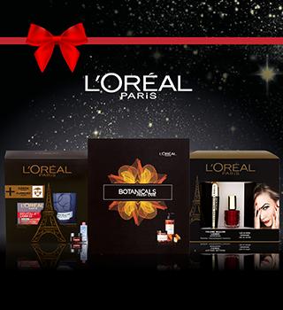 L'Oréal Paris Coffrets cadeaux Noël exclusifs