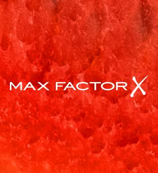 -20 % sur Max Factor
