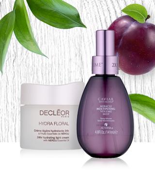 Produits cosmétiques naturels de grande qualité