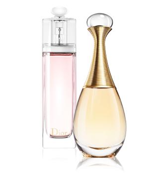 Dior Parfums pour femme