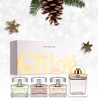 Miniatures perfumes femme