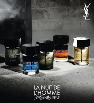 Yves Saint Laurent PARFUMS POUR HOMMES